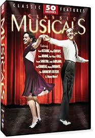 classic musicals 50 pack royal wedding