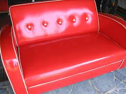 canapé sixties b 52 decors décoration décos sixties ées 60