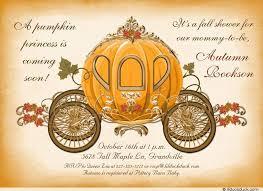 cinderella pumpkin carriage pumpkin princess shower invitation cinderella coach fall