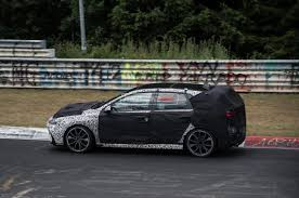 hyundai i30 n debut confirmed for july 13 prototype spotted