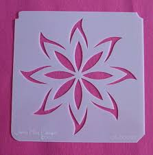 Kitchen Stencils Designs by Large Hibiscus Stencil Kalis 1st Birthday Pinterest Hibiscus