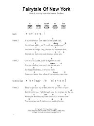 sheet music digital files to print licensed the pogues digital