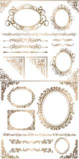 ornament vector graphics free design ai eps files