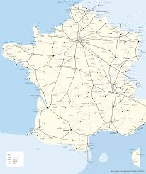 Provence Map France U0026 Paris Train Rail Maps