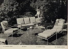 Salterini Patio Furniture Mid2mod Spring Will Be Here Eventually