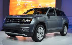 atlas volkswagen 2018 2018 volkswagen atlas on ice the car guide