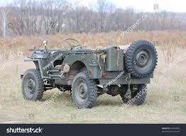 russian jeep ww2 kiev ukraine nov 7 old soviet stock photo 64618003 shutterstock
