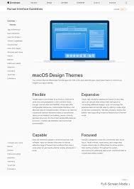 human interface design apple deleted the design principles from its human interface