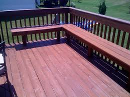 collection deck railing bench woodworking plans