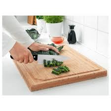 vardagen cook u0027s knife dark grey 16 cm ikea