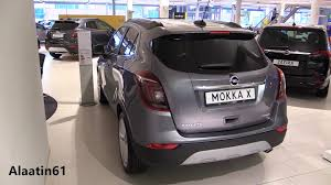 vauxhall mokka trunk mokka x 2017 in depth review interior exterior lqxvvpfb9ag