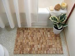 tappeto con tappi di sughero cosa si pu祺 fare dai tappi di chagne fatta in casa con le
