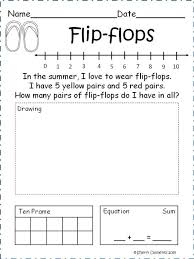 kindergarten number lines number line subtraction worksheets 1st grade kelpies