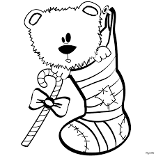 christmas stockings coloring pages printable xmas coloring pages
