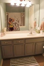 Chalk Paint Bathroom Cabinets The Purple Painted Lady Painting Bathroom Vanity Chalk Paint We