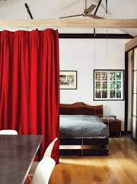 temporary room dividers throughout hor to use divider curtains as