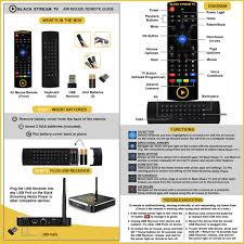 bstv mx3 air mouse user guide black stream tv
