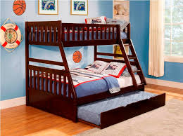 Bunk Bed With Stairs And Trundle Twin Full Over Full Bunk Beds With Trundle And Stairs U2014 All Home