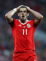 gareth bale hairstyle gareth bale lets his hair down during wales disappointing 1 1