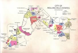 Torrance Zip Code Map by Rolling Hills Estates Real Estate