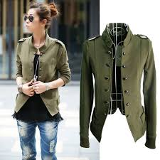 women u0027s fashion slim button casual business blazer suit jacket