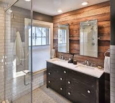 rustic accent tiles bathroom rustic with white ceramic tile quartz