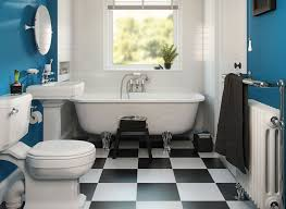 bathrooms design chrome finished wire table bathroom interior