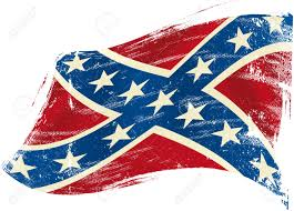 Rebel Flag Image Civil War Clipart Confederate Flag Pencil And In Color Civil War