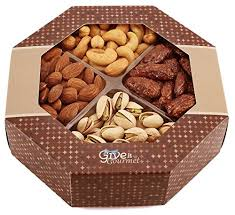 nuts gift basket give it gourmet freshly roasted delicious healthy nuts gift