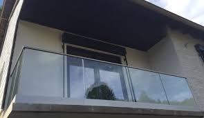 edelstahl balkon mit glas balkongeländer mit glas komplette bausätze geländerladen de