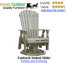 Amish Outdoor Patio Furniture Compare Amish Outdoor Poly Outdoor Patio Furniture To Polywood
