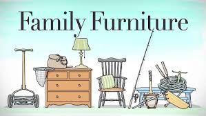 the dining room by a r gurney family furniture a teaser youtube