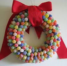 gumdrop wreath and ornaments for sale lord of creative kismet