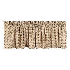 welcome home pineapple valance vlsm0046 home collections by