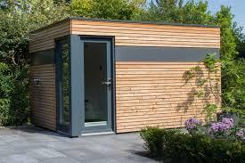 design gartenhaus design gartenhaus mit lärchenholz fassade design gartenhäuser