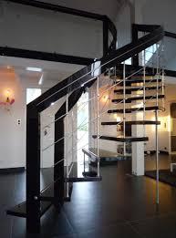 escalier bois design escalier courbe