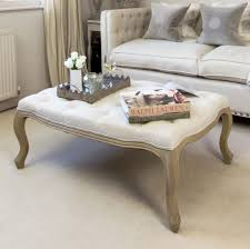 coffee table 50 tufted and upholstered coffee tables for the cozy