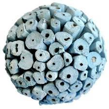 light blue decorative balls light grey steel balsa wood large balls i available at http