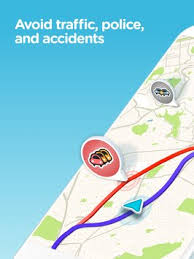 waze apk waze gps maps traffic alerts live navigation apk