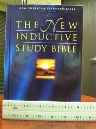 harvest house publishers u2013 the new inductive study bible nasb