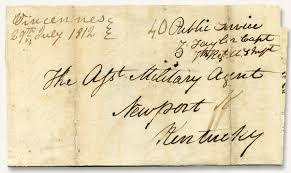 stampless covers pre 1847 u2014 uspcs