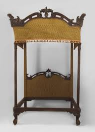 19th c english chippendale style four poster bed for sale at 1stdibs