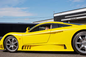 american supercar the pure automotive muscle of the saleen s7 wsj