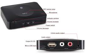 rca home theater system bluetooth audio receiver bluetooth to 2 x analogue rca audio