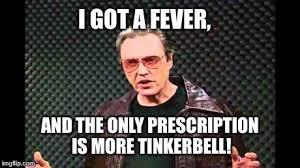 Christopher Walken Cowbell Meme - christopher walken fever imgflip