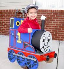 Conductor Halloween Costumes Guy Enamored Thomas Train Naturally