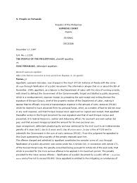 Attorney Opinion Letter Sample by Crim Law Case Digest Title 1 Plea Victimology