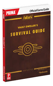 fallout 4 vault dweller u0027s survival guide amazon co uk david