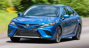 toyota uxs 2018 toyota camry detailed ahead of us sales launch
