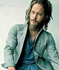 what is going on with travis fimmels hair in vikings travis fimmel i die for the rugged long haired hippie for